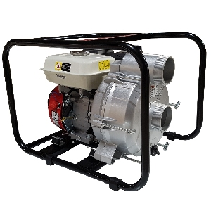 Petrol Powered Water And Sewage Pumps