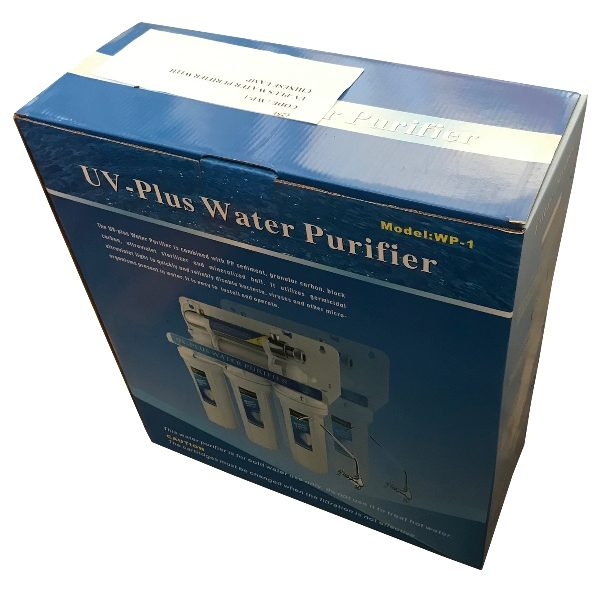 WP-1 Ultraviolet Water Sterilizer 5-Stage